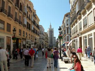 Calle Larios - Malaga